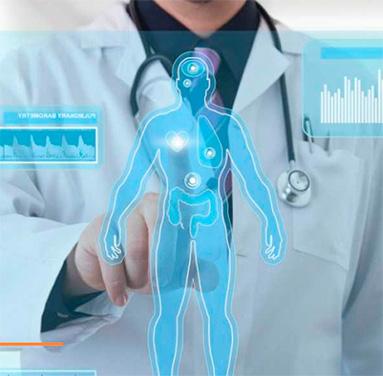 Efficient equipment, healthy patients.